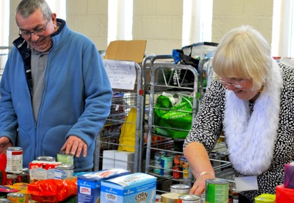 Chelwood Foodbankplus