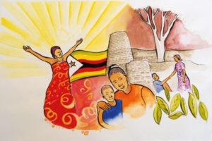 Artwork from Zimbabwe